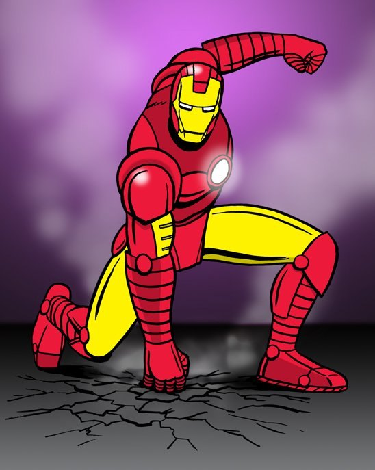 Iron Man o Vingador