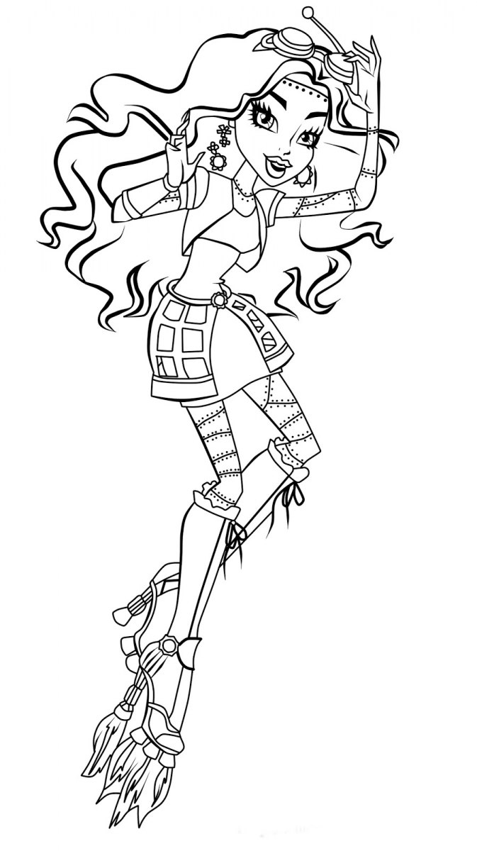 rebecca steam coloring pages - photo#38